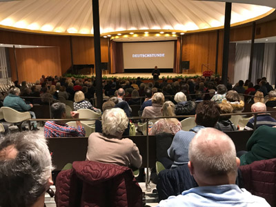 Kino Bad Wildungen in der Wandelhalle